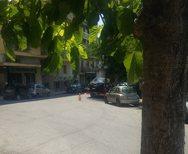 Πάτρα: Σύγκρουση αυτοκινήτων στην πλατεία Υψηλών Αλωνίων (pic)