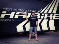 Ο Πατρινός Νίκος Ανδρεόπουλος, πήρε μέρος στο Αρκαδικό Κύπελλο Downhill (pics)