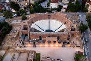 Αρχαίο Ρωμαϊκό Ωδείο - Η αίσθηση της αναγέννησης του 'δικού' μας θεάτρου! (δείτε φωτο)