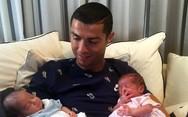 Πατέρας διδύμων ο Cristiano Ronaldo!