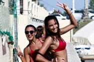 Η αφρόκρεμα του Beach Volley πάει στο Αντίρριο και πλησιάζει στην Πάτρα (pics+video)