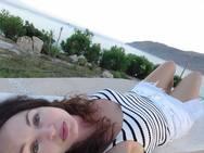 Χρύσα Μούρτζη - Όταν το ελληνικό καλοκαίρι ζωντανεύει στις ματιές μας (pics)