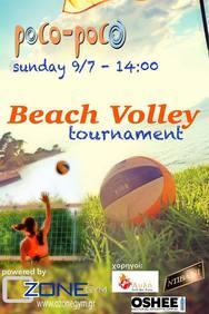 Ozone Beach Volley at Poco Poco Beach Bar