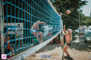 Ozone Beach Volley at Poco Poco Beach Bar  09-07-17 Part 2/3
