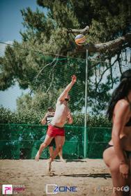 Ozone Beach Volley at Poco Poco Beach Bar  09-07-17 Part 3/3