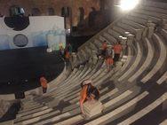Πάτρα: Δείτε πως άφησαν το Ρωμαϊκό Ωδείο τα παιδιά που παρακολούθησαν την παράσταση 'Μαγικός Αυλός' (pics)