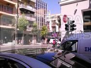 Πάτρα: Εκτός λειτουργίας τα φανάρια σε μεγάλο μέρος της Γούναρη  - Δείτε φωτογραφίες