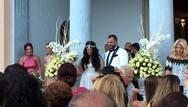 Πολλοί Πατρινοί στον γάμο του επιχειρηματία Αποστόλη Πανταζή και της Άννυς Μπακομιχάλη!
