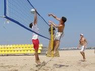 Πάτρα: Στην παραλία του Αγίου Βασιλείου το πρωτάθλημα beach volley K-17