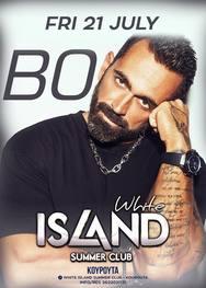 O Βο live στο White Island