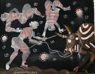 Σταθόπουλος, Λάλας, Χαντζαράς & Καλατζής εκθέτουν στο Art Lepanto στην Ναύπακτο!