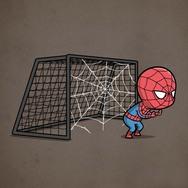 Αν οι σούπερ ήρωες χρησιμοποιούσαν τις δυνάμεις τους στον αθλητισμό! (φωτο)