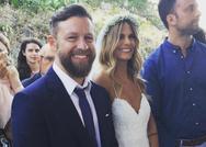 Παραμυθένιος γάμος στη Λήμνο για τον Γιάννη Βαρδή και την Νατάσα Σκαφίδα! (φωτο+video)