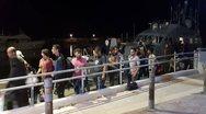 Πάφος - Ρυμουλκήθηκε σκάφος 143 Σύρους μετανάστες