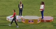 Έπαιξαν λάθος εθνικό ύμνο σε απονομή μεταλλίων και η νικήτρια κατέβηκε από το βάθρο (video)