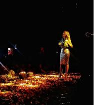Η Νατάσα Θεοδωρίδου ευχαριστεί την Πάτρα για την μαγική βραδιά που έζησε! (video)