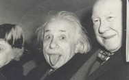 Η πιο χαριτωμένη φωτογραφία του Αϊνστάιν πουλήθηκε για 125.000 δολάρια!
