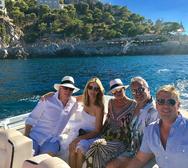 Kris Jenner & Tommy Hilfiger κάνουν διακοπές στην Ελλάδα! (φωτο+video)