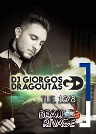 Giorgos Dragoutas at Beau Rivage