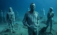 Περιήγηση στο πρώτο υποβρύχιο μουσείο της Ευρώπης (φωτο+video)