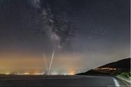 Οι Περσείδες μάγεψαν την νύχτα του Αυγούστου, πάνω από την Πάτρα και το Αίγιο!