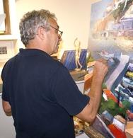 Γκαλτέμης, Κολοκυθάς, Σολιδάκης & Φλέγκας συναντιούνται μέσα από τα έργα τους, στο Art Lepanto!