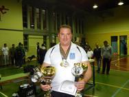 Αχαΐα: Οι 'περιπολίες' του παγκόσμιου πρωταθλητή Γιώργου Χαραλαμπόπουλου στη περιοχή της Σελιάνας