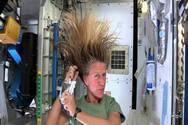 Έτσι πλένουν τα μαλλιά τους οι αστροναύτες (video)