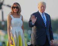 Μελάνια Τραμπ: Το φόρεμα των 2.700 ευρώ που έγινε ανάρπαστο (φωτο)