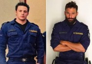 O παραολυμπιονίκης Αντώνης Τσαπατάκης φόρεσε και πάλι τη στολή της αστυνομίας!