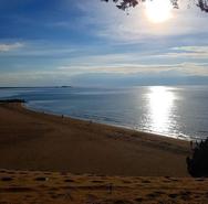 'Βαρελάκια' στον αμμόλοφο - Δείτε πως διασκεδάζουν οι πιτσιρικάδες στην παραλία της Καλόγριας! (video)