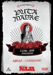 Puta Madre Ι Latin Rnb Dancehall at More Steps Naja