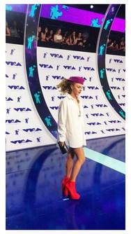 Η Τάμτα στα βραβεία MTV! (video)