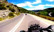 Η διαδρομή Άρτα - Πάτρα... πάνω σε δύο ρόδες (video)