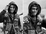 Πορτρέτα αγνώστων πριν και μετά τους… φιλήσει η φωτογράφος!