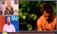 Η Τζωρτζέλα Κόσιοβα μιμήθηκε τον Γιώργο Αγγελόπουλο και προκάλεσε αντιδράσεις on air! (video)
