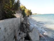 Πάτρα: Καταπάτηση εκατοντάδων μέτρων αιγιαλού στον Καστελόκαμπο καταγγέλλει η ΟΙΚΙΠΑ (pics)