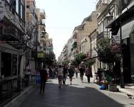 Μετά τον Αγιασμό οι μαθητές κατέβηκαν στο κέντρο της Πάτρας για καφέ