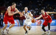 Eurobasket 2017 - Λύγισε από την κούραση η Εθνική και έχασε 74-69 από την Ρωσία!