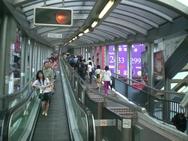 Η μεγαλύτερη κυλιόμενη σκάλα στον κόσμο βρίσκεται στο Χονγκ Κονγκ! (φωτο)