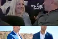 Απίστευτη πρόταση γάμου σε σινεμά (video)