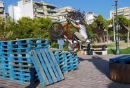 Επίδειξη trial με ποδήλατα στα Ψηλαλώνια! (δείτε φωτο)