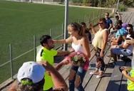 Ποδοσφαιριστής στα Χανιά άφησε τον αγώνα για να κάνει πρόταση γάμου (video)