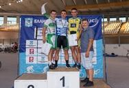 Ποδηλασία - Με δύο χρυσά του Χρήστου Βολικάκη η πρεμιέρα του Πανελληνίου πίστας Elite!