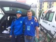 13η θέση για τον Στέλιο Φαραντάκη στο Παγκόσμιο ποδηλασίας δρόμου