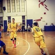 Γιάννης Πατσέας - Ο 20χρονος που ξεκίνησε από το Αγρίνιο για να φτάσει στην «Μέκκα» του μπάσκετ