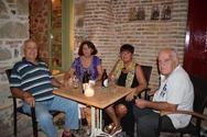 Πάτρα - Δεκάδες οι παρουσίες στη βραδιά ποτού της ΚοινοΤοπίας (φωτο)