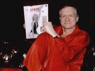 Ο Hugh Hefner θα θαφτεί δίπλα από την Marilyn Monroe!
