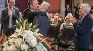 Παντρεύτηκαν μετά από 38 χρόνια σχέσης - Ο πρώτος γάμος γκέι στη Γερμανία