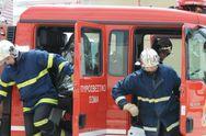 Πάτρα: Φωτιά σε καλαμιές στη Λεύκα
